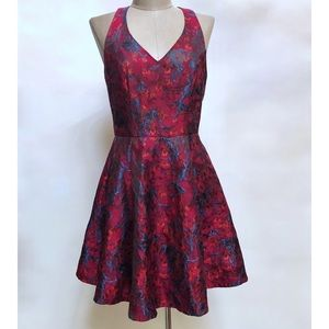 Eight Sixty A-line dress